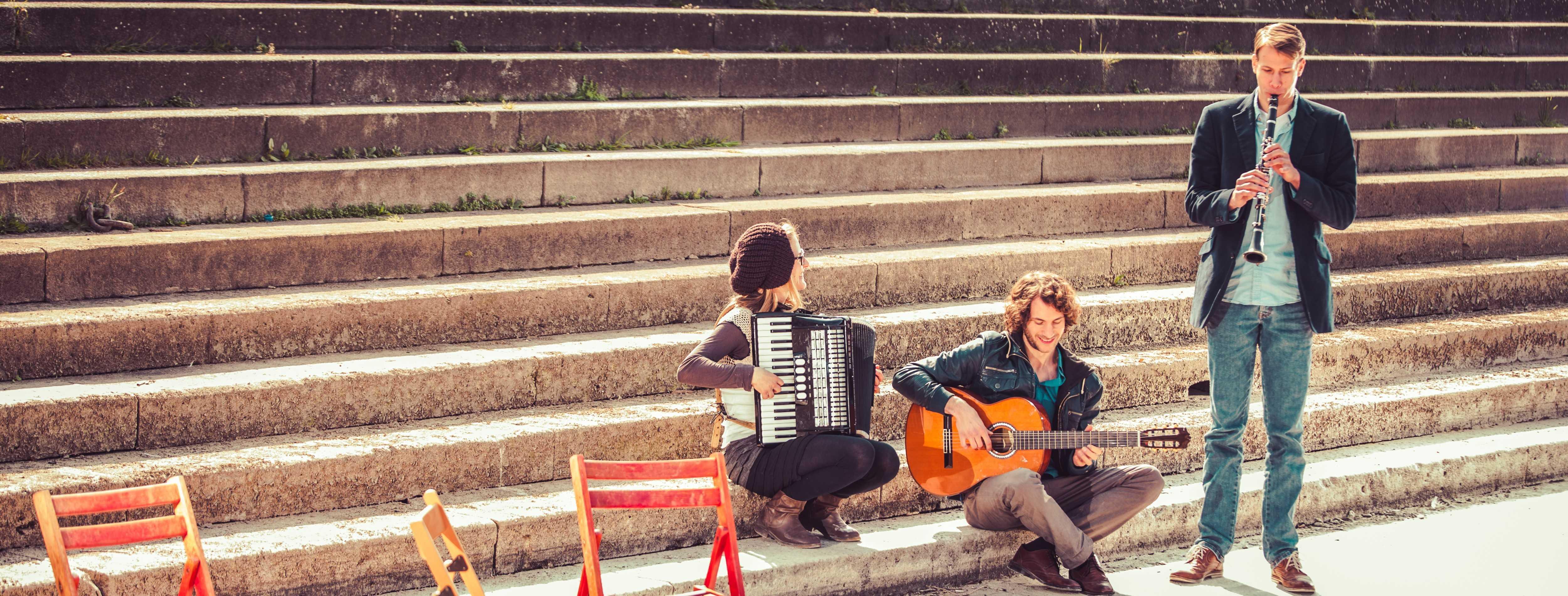 """Unsere CD """"Swingin' Tango"""" ist ab sofort erhältlich!"""